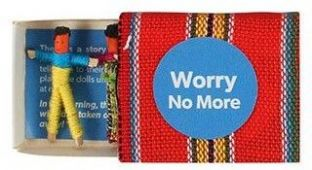 Worry No More Kit - Guatemalan Worry Doll Box